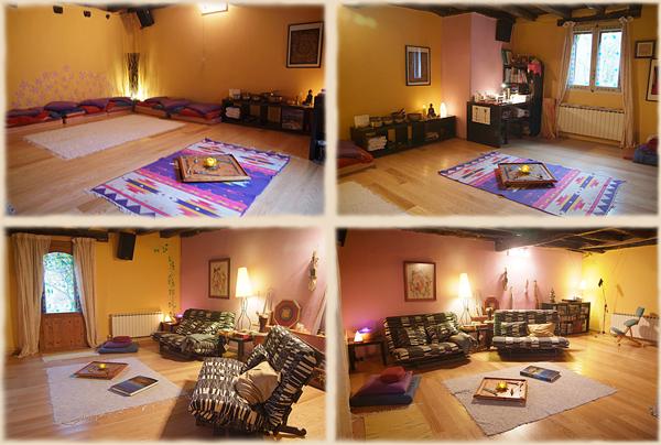 Meditar en casa affordable meditar en casa with meditar - Un lugar para meditar ...